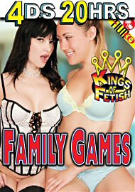 Family Games (4 DVD Set) (2017) (154122.29997)