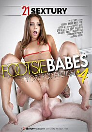 Footsie Babes: More Foot Fetish 4 (2017) (154561.19998)