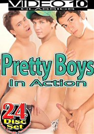 Pretty Boys In Action (24 DVD Set) (2017) (154613.19998)