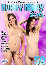 Horny Hairy Girls 59 (2017) (154711.19998)