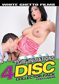 T Girl Initiations (4 DVD Set) (2017) (154732.1)