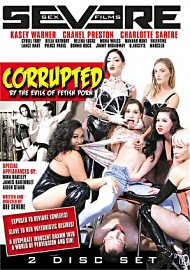 Corrupted By The Evils Of Fetish Porn (2 DVD Set) (2017) (155100.2)