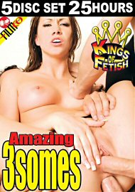 Amazing 3somes (5 DVD Set) (2017) (155123.19998)
