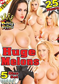 Huge Melons (5 DVD Set) (2017) (155372.19998)