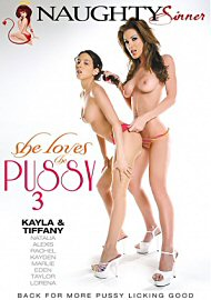 She Loves The Pussy 3 (2017) (155444.19998)