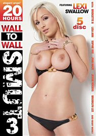 Wall To Wall Smut 3 (5 DVD Set) (2017) (155671.19998)