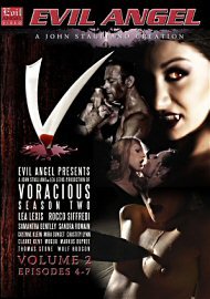 Voracious: Season 2 (volume 2 - Episodes 4-7) (155991.5)