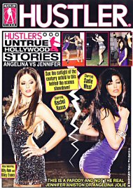 Hustler'S Untrue Hollywood Stories: Angelina Vs. Jennifer Adult