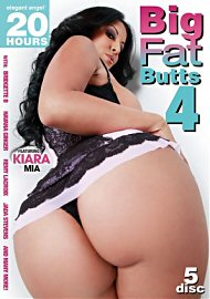 Big Fat Butts 4 (5 DVD Set) (2017) (156946.7)
