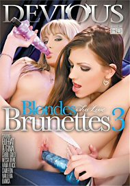 Blondes Who Love Brunettes 3 (2017) (157001.7)
