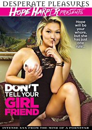 Don'T Tell Your Girlfriend (2017) (158638.7)