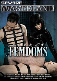 Fierce Femdoms (2017) (160637.2)