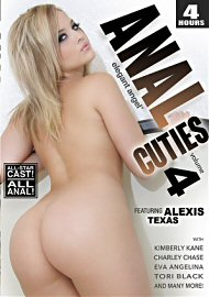 Adult DVD, Anal Cuties 4 - 4 Hours (2018) (162590.5)