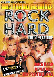 Rock Hard Triple Feature - 4 Hours (162715.6)