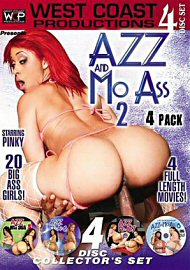 Azz And Mo Ass 2 (4 Pack) (165824.3)