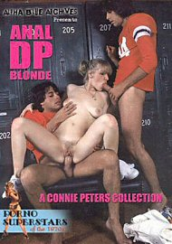 Anal Dp Blonde: A Connie Peters Collection (166338.7)
