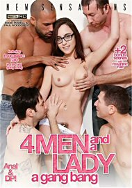 4 Men And A Lady: A Gang Bang (171035.150)