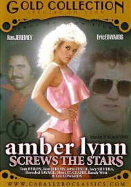 Amber Lynn Screws The Stars (out Of Print) (171631.43)