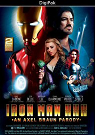 Iron Man Xxx: An Axel Braun Parody (171762.50)