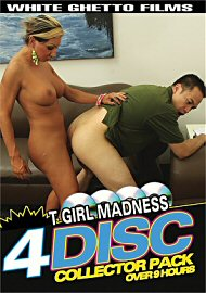 T-Girl Madness 4 Disc Collector Pack (173257.1)
