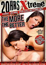 The More The Better - 20 Hours (5 DVD Set) (2016) (173323.1)