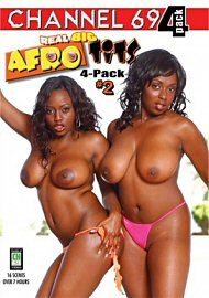 Real Big Afro Tits 4-Pack #2 (174842.4)