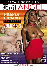 Hookup Hotshot: Sex Tapes 6 (2 DVD Set) (2018) (178433.1)