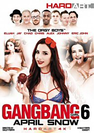 Gangbang Girl 6: April Snow (2019) (179605.7)