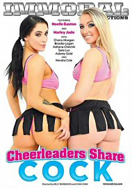 Cheerleaders Share Cock (2016) (180256.3)