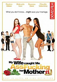 My Wife Caught Me Ass Fucking Her Mother 11 (2017) (180679.6)