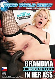 Grandma Likes Black Cock In Her Ass (2019) (184518.5)
