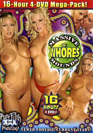 Massive Mounds Of Whores (4 Dvd Set) (40935.5)