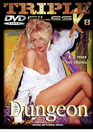 Triple X Files 8: The Dungeon (43931.1)