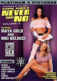 Euro Girls Never Say No Vol.2 (Out Of Print) (45858.22)