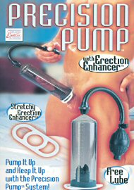 Precision Pump With Erection Enhancer (47171)
