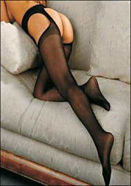 Plus Size Fishnet Stockings (4920) (47826)