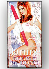 Janine'S Vibrating Double Dong (51425.3)