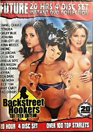 Backstreet Hookers The Teen Edition (4 DVD Set) (65487.6)