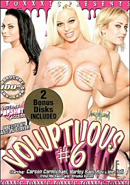 Voluptuous 6 (limited Edition) (3 DVD Set) (65532.3)