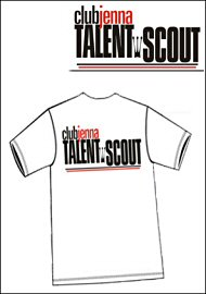Apparel - Club Jenna Talent Scout Tee -(large) (67262)