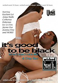 It'S Good To Be Black (4 DVD Set) (68872.4)
