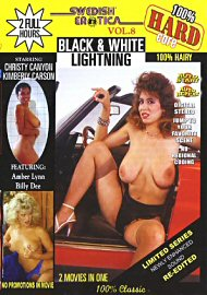 Swedish Erotica 8 Black & White Lightning (70107.1000)