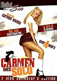 Carmen Goes Solo (2 DVD Set) (73652.5)