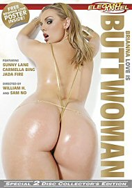 Brianna Love Is Buttwoman (2 DVD Set) (74323.6)