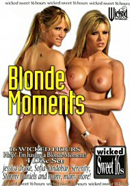Blonde Moments  (4 DVD Set) (75843.1)