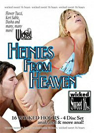 Heinies From Heaven (4 DVD Set) (75844.2)