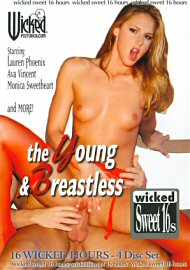 The Young And Breastless (4 DVD Set) (75848.5)