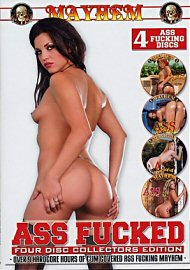 Ass Fucked (4 Dvd Set) (76027.10)