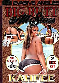 Big Butt All Stars Kahfee (2 DVD Set) (76283.9)