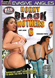 Horny Black Mothers 6 (77341.1)